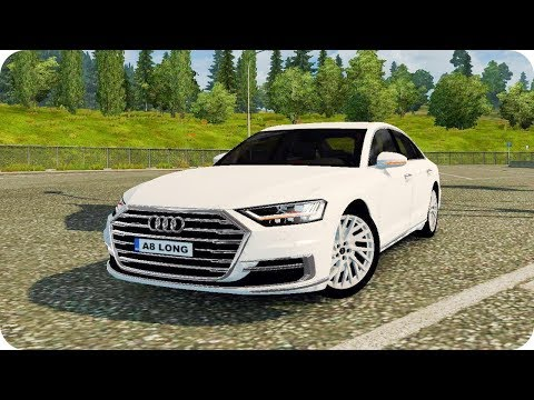Audi A8 Long – Fixed Interior 1.30