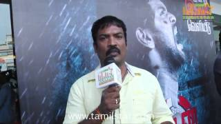 Aadhesh at Kalai Vendhan Movie Audio Launch