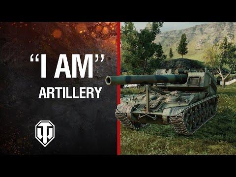 World of Tanks - I Am Artillery