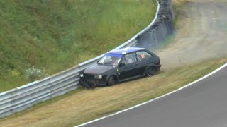 5. Crashes and Spins from Zandvoort Masters, Time Attack and Vrij Rijden