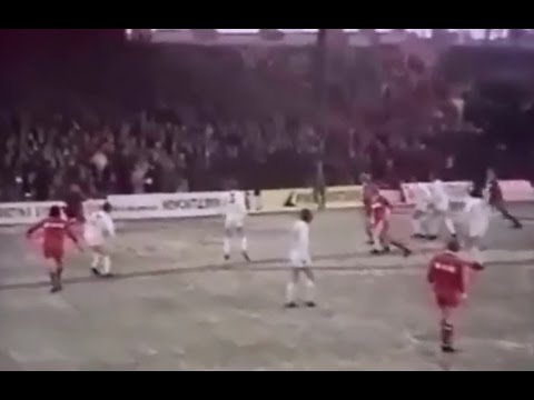 Middlesbrough V Nottingham Forest 1973-74 Boam Goal