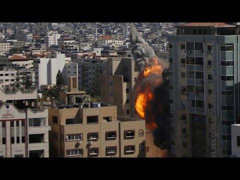 Gaza: Biden demande à Netanyahou une désescalade immédiate