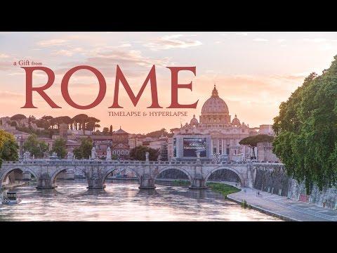 A Breathtaking Hyperlapse Through Rome