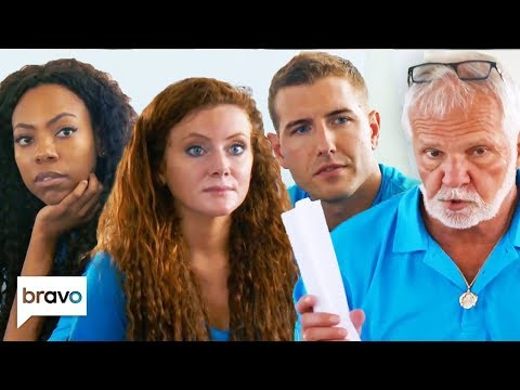 Captain Lee Lays Out His Rules For The New Crew Members | Below Deck Highlights (S7 Ep1) | Bravo