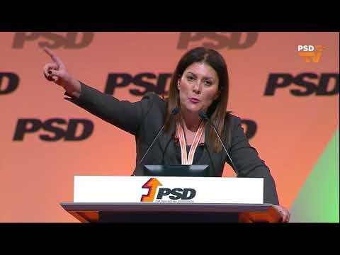 37º Congresso PSD - Intervenção de Sofia Rocha