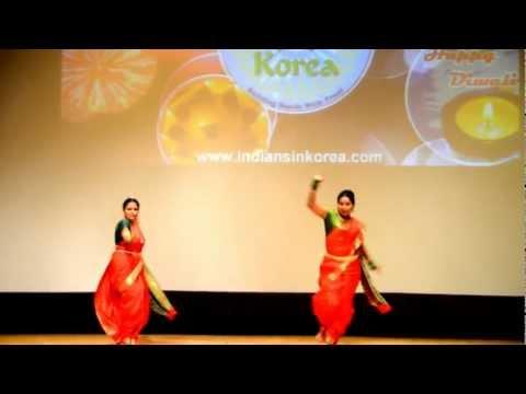 Video Aaika Dajiba - Marathi dance performed in Seoul South Korea download in MP3, 3GP, MP4, WEBM, AVI, FLV January 2017