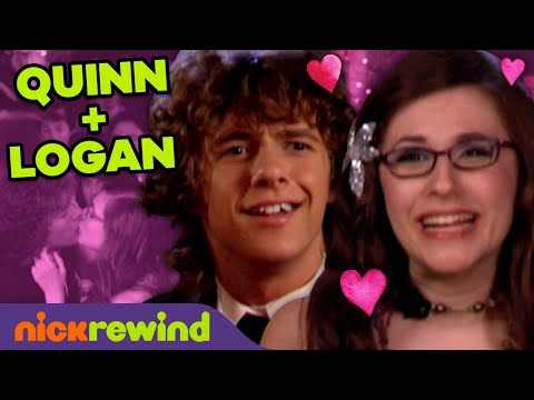 Quinn and Logan's Relationship Timeline 🧪 The Full Story of Quogan/Linn | Zoey 101