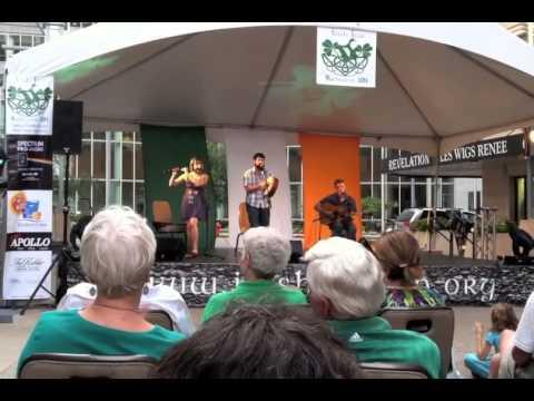 Máirtín de Cógáin Project at Rochester Irish Fest