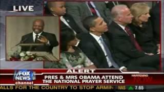 Amazing Grace - Wintley Phipps - Barak Obama
