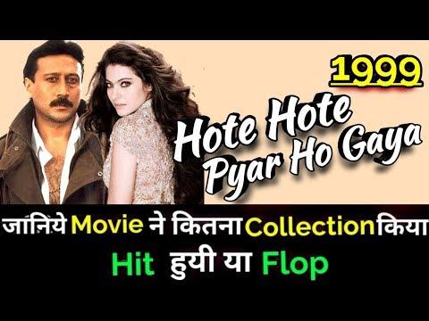 Jackie Shroff HOTE HOTE PYAR HOGAYA 1999 Bollywood Movie Lifetime WorldWide Box Office Collection