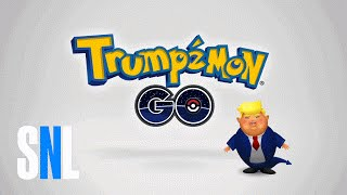 Trumpémon Go! is All About Catching the Minorities at the RNC