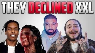 Video 10 Rappers Who Declined To Be On The XXL Freshman Cover MP3, 3GP, MP4, WEBM, AVI, FLV Maret 2018