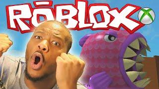 ROBLOX XBOX: SUPER BLOCKY BALL! - EPIC RACE! - Part (1)