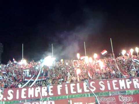 Barra Del CaracasFC Final Copa Venezuela - Los Demonios Rojos - Caracas