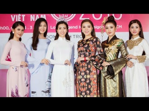 0 Hoa hậu Việt Nam 2018: Sẽ có 2 hoa hậu làm giám khảo
