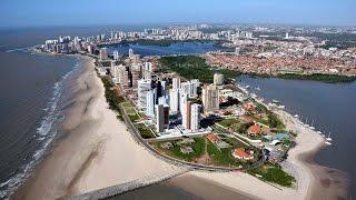 Video Conhecendo SÃO LUÍS MA #2ª PARTE - Avenida dos Holandeses - Litorânea - Praias EP #043 MP3, 3GP, MP4, WEBM, AVI, FLV Mei 2019