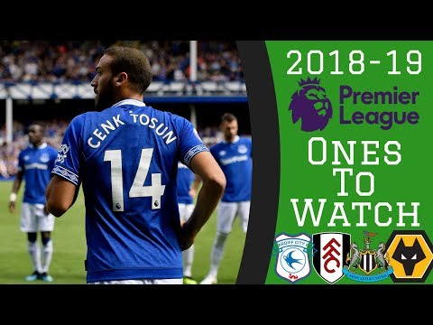7 Premier League Players to Watch in 2018-19
