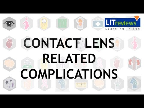 Contact Lens Related Complications