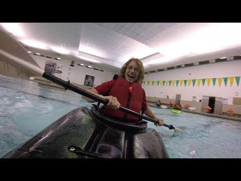 Video thumbnail: Open water