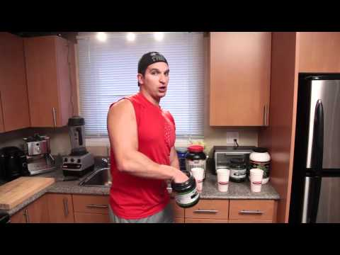 Best Bodybuilding Supplements: My Pre Workout Bodybuilding Supplement Stack