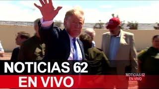 Capricho del presidente Trump. – Noticias 62. - Thumbnail