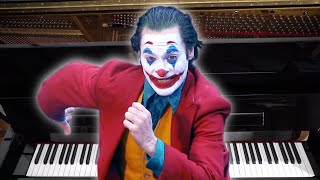 Joker - Bathroom Dance - Piano Cover - Hildur Guðnadóttir