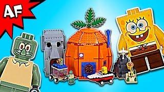 Video Lego SpongeBob ADVENTURES in BIKINI BOTTOM 3827 Speed Build MP3, 3GP, MP4, WEBM, AVI, FLV Juni 2018