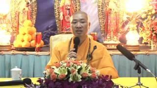 Tư Cách Người Học Phật - phần 1