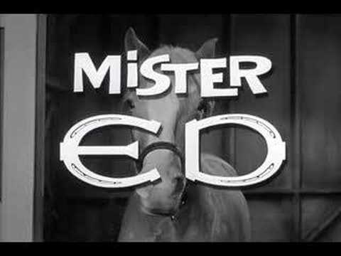 Mr. Ed - Intro