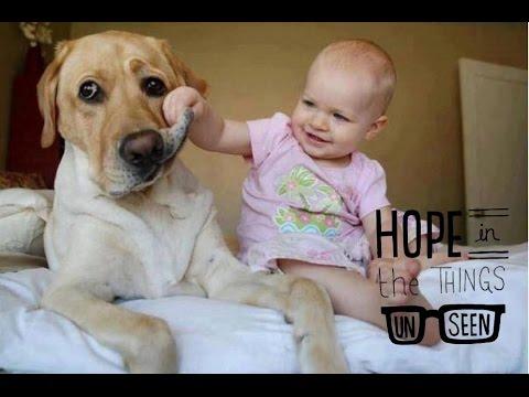 tenerissimi cuccioli e bambini