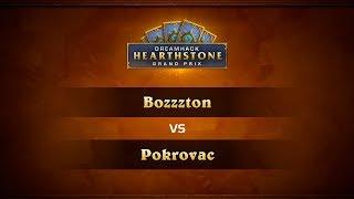 Bozzzton vs pokrovac, game 1