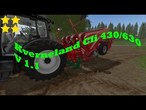 Kverneland Cli 430/630 v1.1