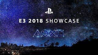 E3 2018 PlayStation Showcase | English