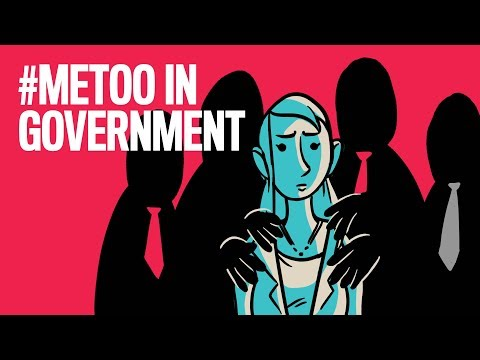#MeToo and Sexual Harassment in the Government