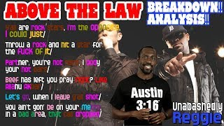 Bad Meets Evil - Above the Law - Lyrics/Rhymes Breakdown and Analysis! | REACTION