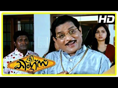 Malayalam Movie | Three Kings Malayalam Movie | Jagathy Scorns on Trio | 1080P HD