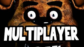 Five Nights At Freddy's - MULTIPLAYER