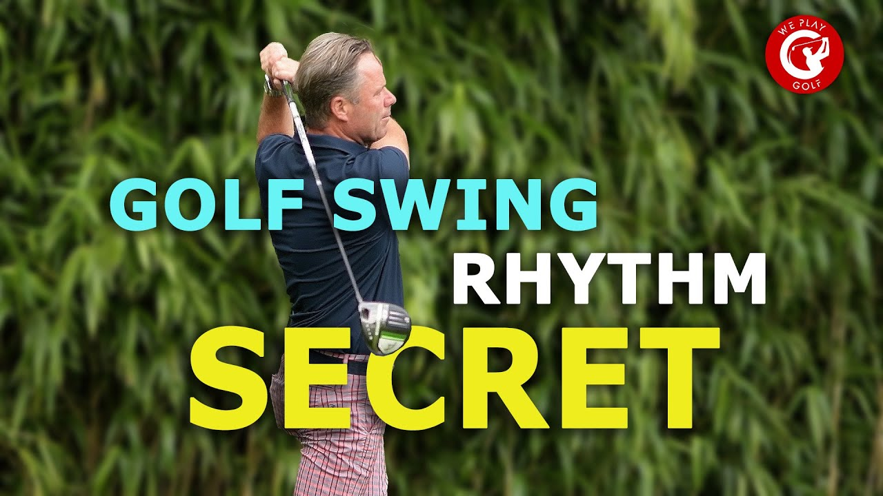 How to get the perfect golf swing rhythm for every golf shot