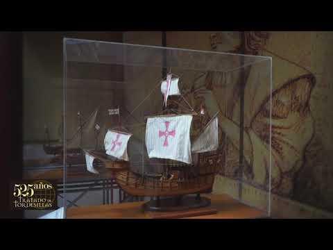 525 años del Tratado de Tordesillas