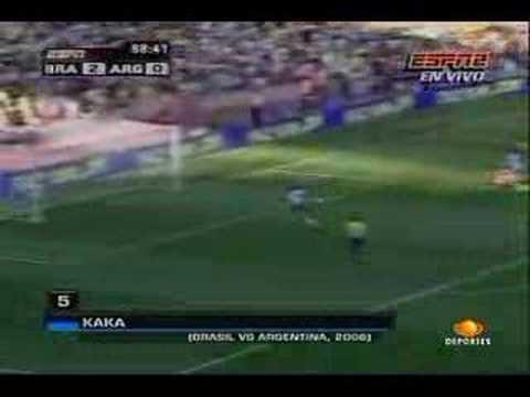 Los Mejores Goles de Brasil
