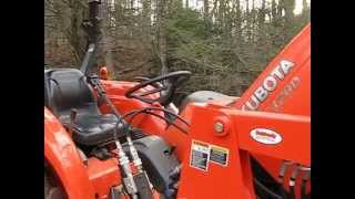7. Kubota MX4700/MX5100 Bleeding Air From Fuel Lines