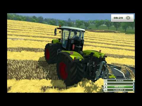 Claas Xerion 5000 VC v2.0 weiss + rot