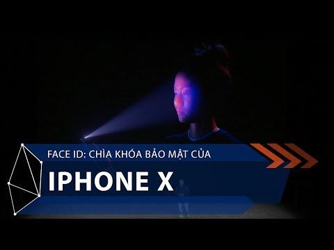 Face ID: Chìa khóa bảo mật của iPhone X | VTC1 - Thời lượng: 3 phút, 45 giây.