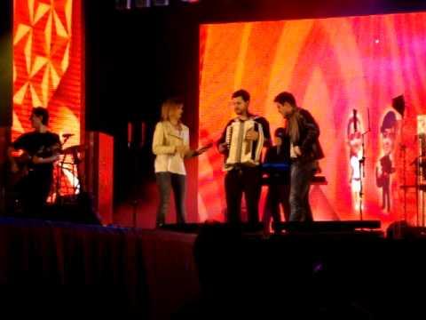 TCHAU TCHAU - Show de Maria Cecília & Rodolfo em Ouro Branco-MG