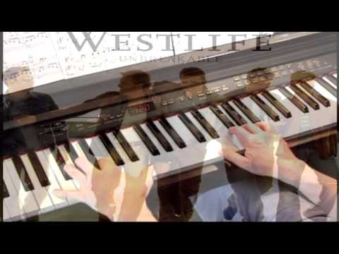 Unbreakable – Westlife – Piano