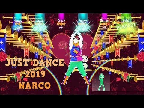 Video JUST DANCE 2019 - NARCO by Blasterjaxx & Timmy Trumpet (Full Gameplay) | JD DANCER download in MP3, 3GP, MP4, WEBM, AVI, FLV January 2017
