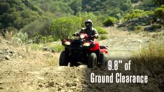 10. 2015 Honda Foreman Rubicon Tech Talk
