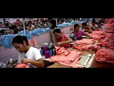 Sweatshops in China