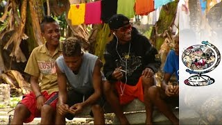 Timor Gangs at War (2008): Seven out of ten young men in Timor-Leste now belong to violent gangs; prolific warfare magnifies the chaos. Subscribe to journeym...