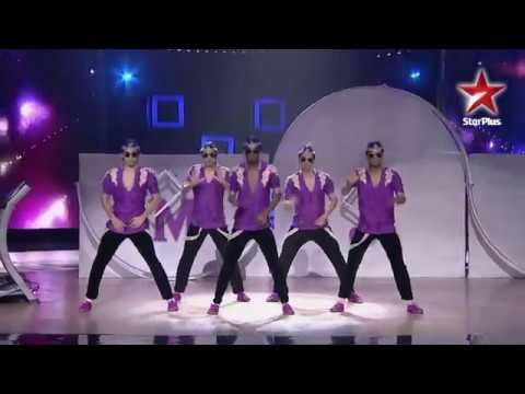 India's Dancing SuperStar MJ5 impresses the judges